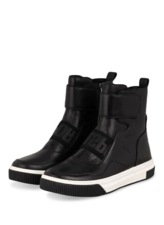 Marc Cain Hightop-Sneaker Damen, Schwarz
