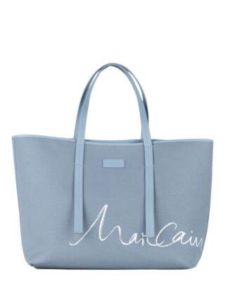 Marc Cain Shopper Damen, Blau