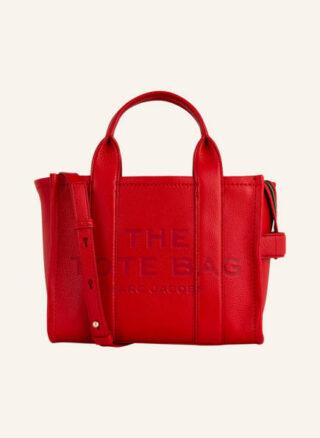 Marc Jacobs Traveler Mini Umhängetasche Damen, Rot