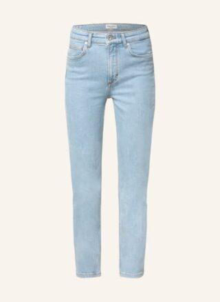 Marc O'Polo 7/8 Skinny Jeans Damen, Blau