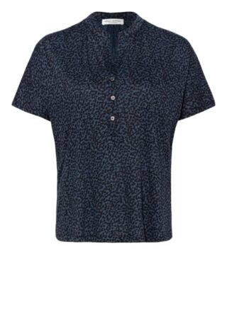 Marc O'Polo Blusenshirt Damen, Blau