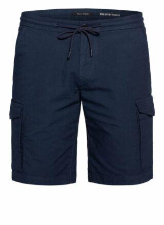 Marc O'Polo Cargo-Shorts Herren, Blau