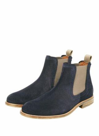 Marc O'Polo Chelsea Boots Herren, Blau