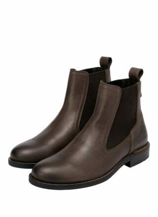 Marc O'Polo Chelsea Boots Herren, Braun