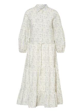 Marc O'Polo DENIM Ausgestelltes Kleid Damen, Weiß