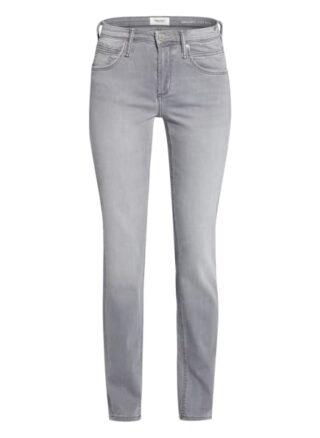 Marc O'Polo DENIM Slim Fit Jeans Damen, Grau