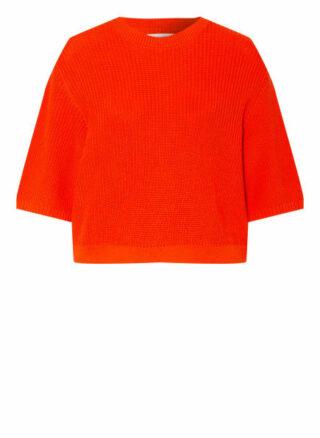 Marc O'Polo DENIM Strickshirt Damen, Orange