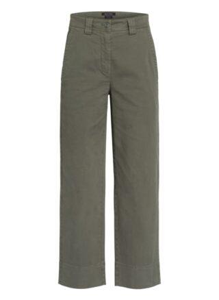 Marc O'Polo Jeans-Culotte Damen, Grün