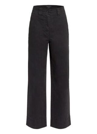 Marc O'Polo Jeans-Culotte Damen, Schwarz