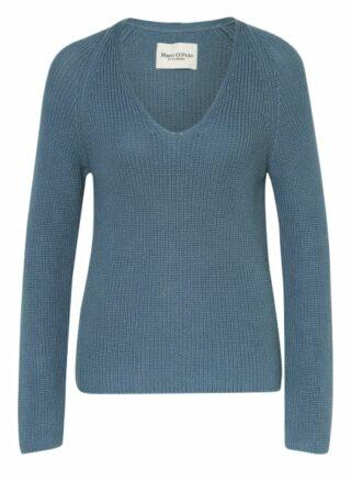 Marc O'Polo Pullover Damen, Blau