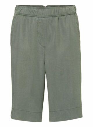 Marc O'Polo Shorts Damen, Grün
