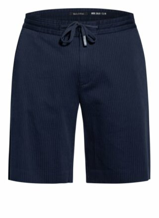 Marc O'Polo Slim Fit Shorts Herren, Schwarz