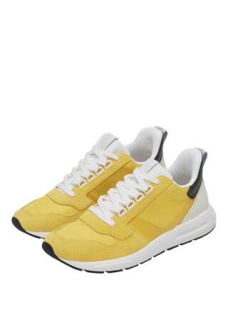 Marc O'Polo Sneaker Herren, Gelb