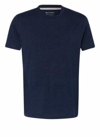 Marc O'Polo T-Shirt Herren, Blau