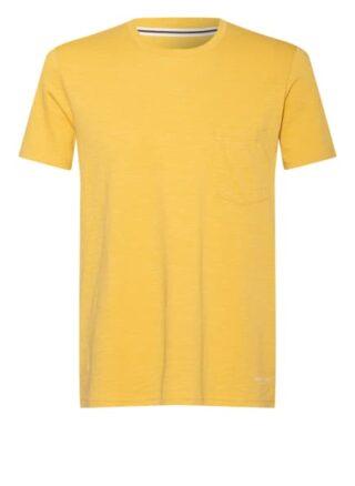 Marc O'Polo T-Shirt Herren, Gelb