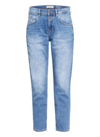 Marc O'Polo Theda Boyfriend Jeans Damen, Blau