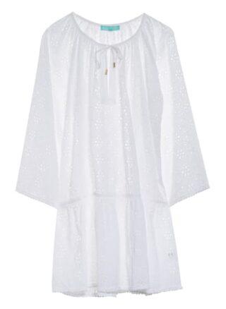 Melissa Odabash Corina Strandkleid Damen, Weiß