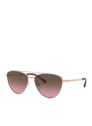 Michael Kors Barcelona mk1056 Sonnenbrille Damen, Gold