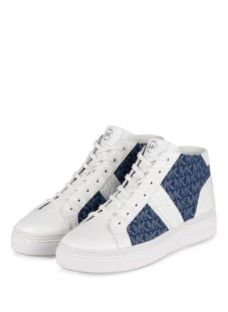 Michael Kors Chapman Hightop-Sneaker Damen, Weiß