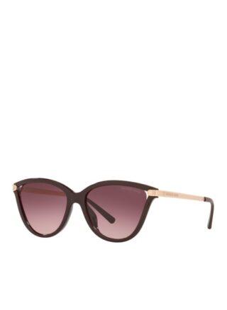 Michael Kors Mk-2139u Tulum Sonnenbrille Damen, Grau