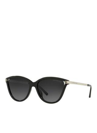 Michael Kors Mk-2139u Tulum Sonnenbrille Damen, Schwarz