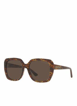 Michael Kors Mk-2140 Manhasset Sonnenbrille Damen, Blau