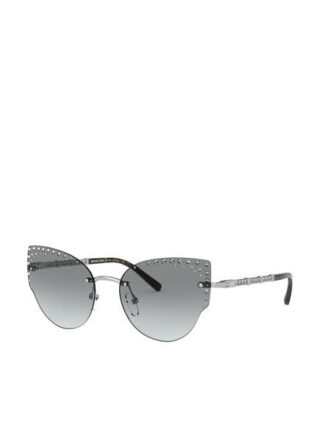 Michael Kors mk1058b Sonnenbrille Damen, Silber