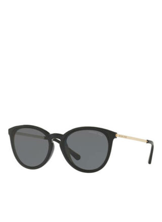 Michael Kors mk2080 Sonnenbrille Damen, Schwarz