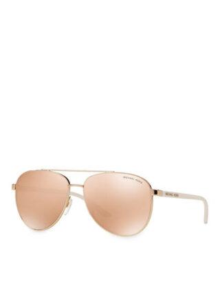 Michael Kors mk5007 Sonnenbrille Damen, Gold