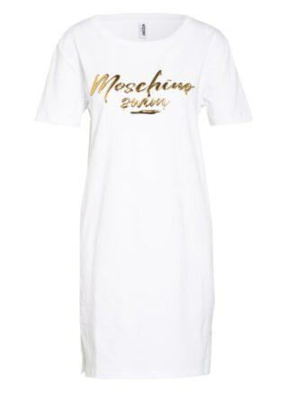 Moschino Strandkleid Damen, Weiß