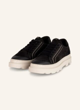 NUBIKK Monro Orion Sneaker Herren, Schwarz