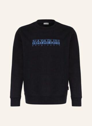 Napapijri Berber Sweatshirt Herren, Blau