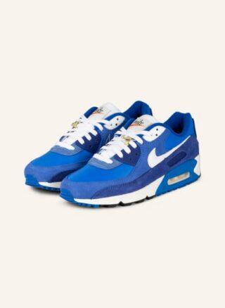 Nike Air Max 90 Se Sneaker Herren, Blau