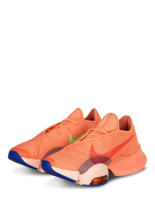 Nike Air Zoom Superrep 2 Sportschuhe Damen, Orange