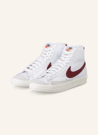 Nike Blazer Mid '77 Hightop-Sneaker Herren, Weiß