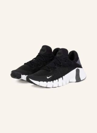 Nike Free Metcon 4 Sportschuhe Herren, Schwarz