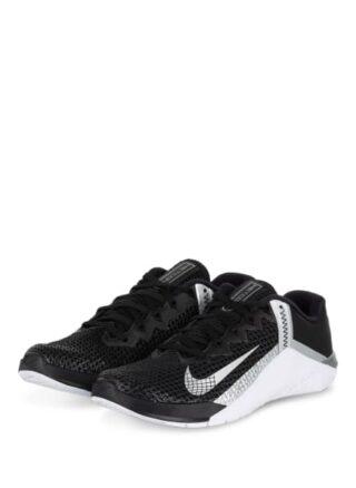 Nike Metcon 6 Sportschuhe Damen, Schwarz