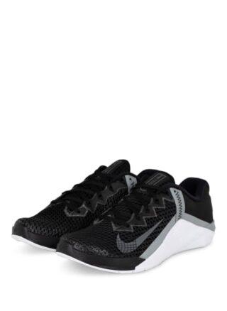 Nike Metcon 6 Sportschuhe Herren, Schwarz