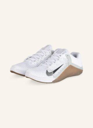 Nike Metcon 6 Sportschuhe Herren, Weiß