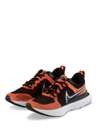 Nike React Infinity Run Flyknit 2 Laufschuhe Damen, Rot