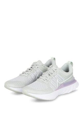 Nike React Infinity Run Flyknit 2 Laufschuhe Damen, Weiß