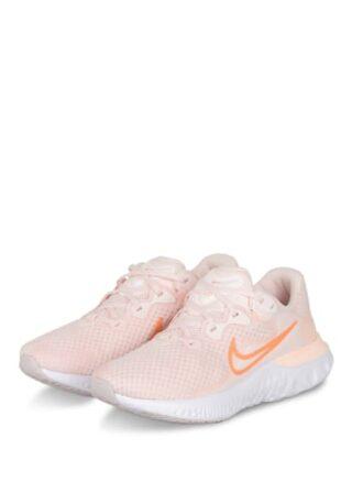 Nike Renew Run 2 Laufschuhe Damen, Pink