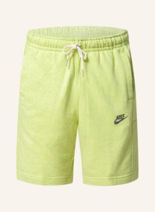 Nike Sportswear Sport Essentials+ Sweatshorts Herren, Gelb