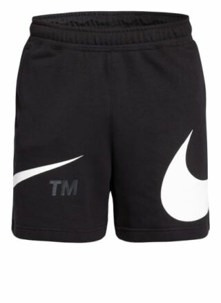 Nike Sportswear Sweatshorts Herren, Schwarz