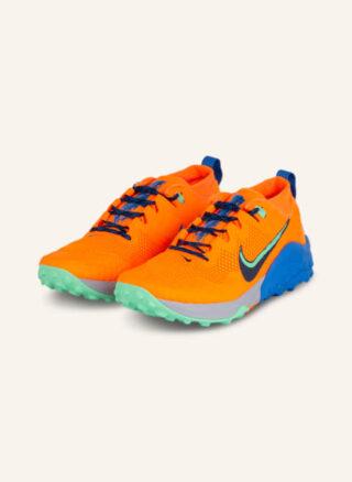 Nike Wildhorse 7 Sportschuhe Herren, Orange