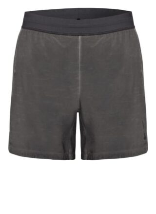 Nike Yoga Dri-Fit Flex Shorts Herren, Grau