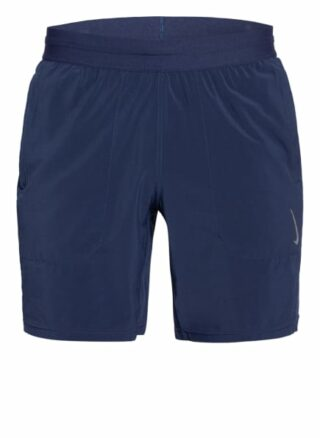Nike Yoga Dri-Fit Shorts Herren, Blau