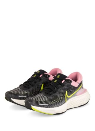 Nike Zoomx Invincible Run Flyknit Laufschuhe Damen, Schwarz