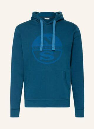 North Sails Sweatshirt Herren, Blau