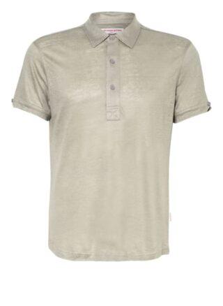 ORLEBAR BROWN Strick-Poloshirt Herren, Grün